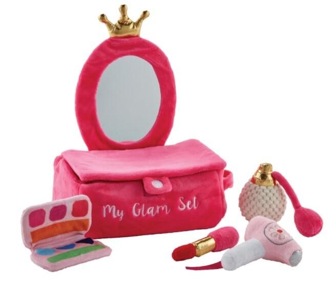 My Glam Plush Set