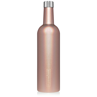 Winesulator Brumate, Rose Gold Glitter
