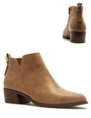 Toffee Perfect Fall Bootie