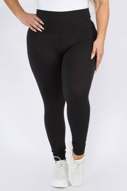 Casual Legging X, Black
