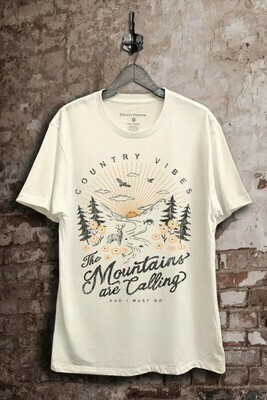 Mountain Graphic Tee