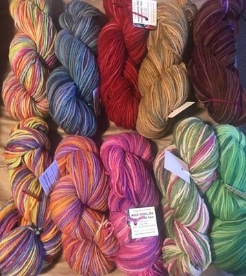 Wild Woolies Yarn