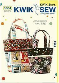 Bags Pattern K3684