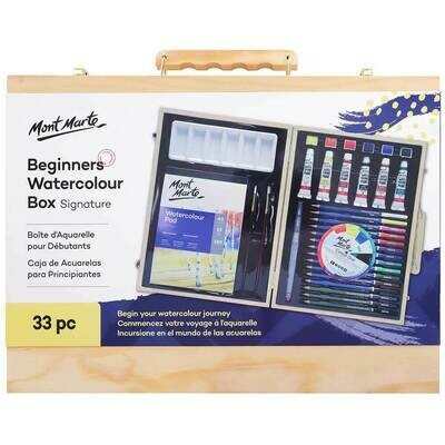 Beginners Watercolour Box