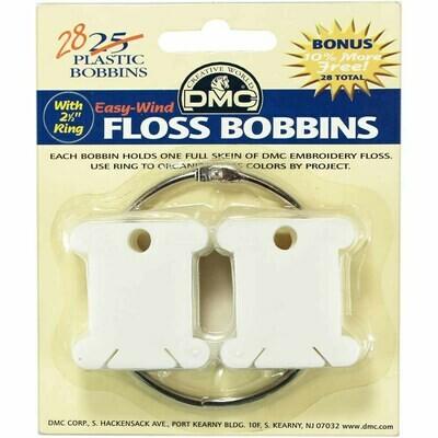 DMC 2.5 Bobbin Floss