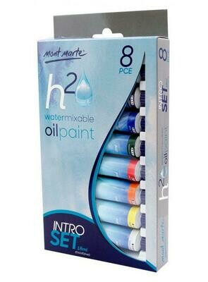 H2O Water Mixable Oil Paint