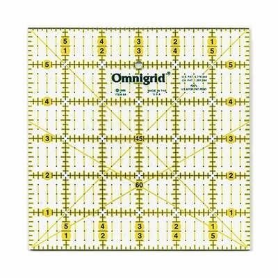 Omnigrid ruler square 6x6