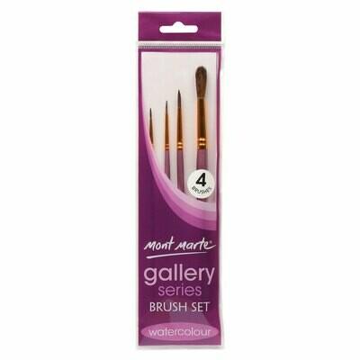 Watercolour Brush Set