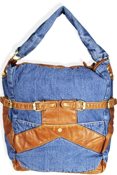 DP Casual Denim Handbag 000017