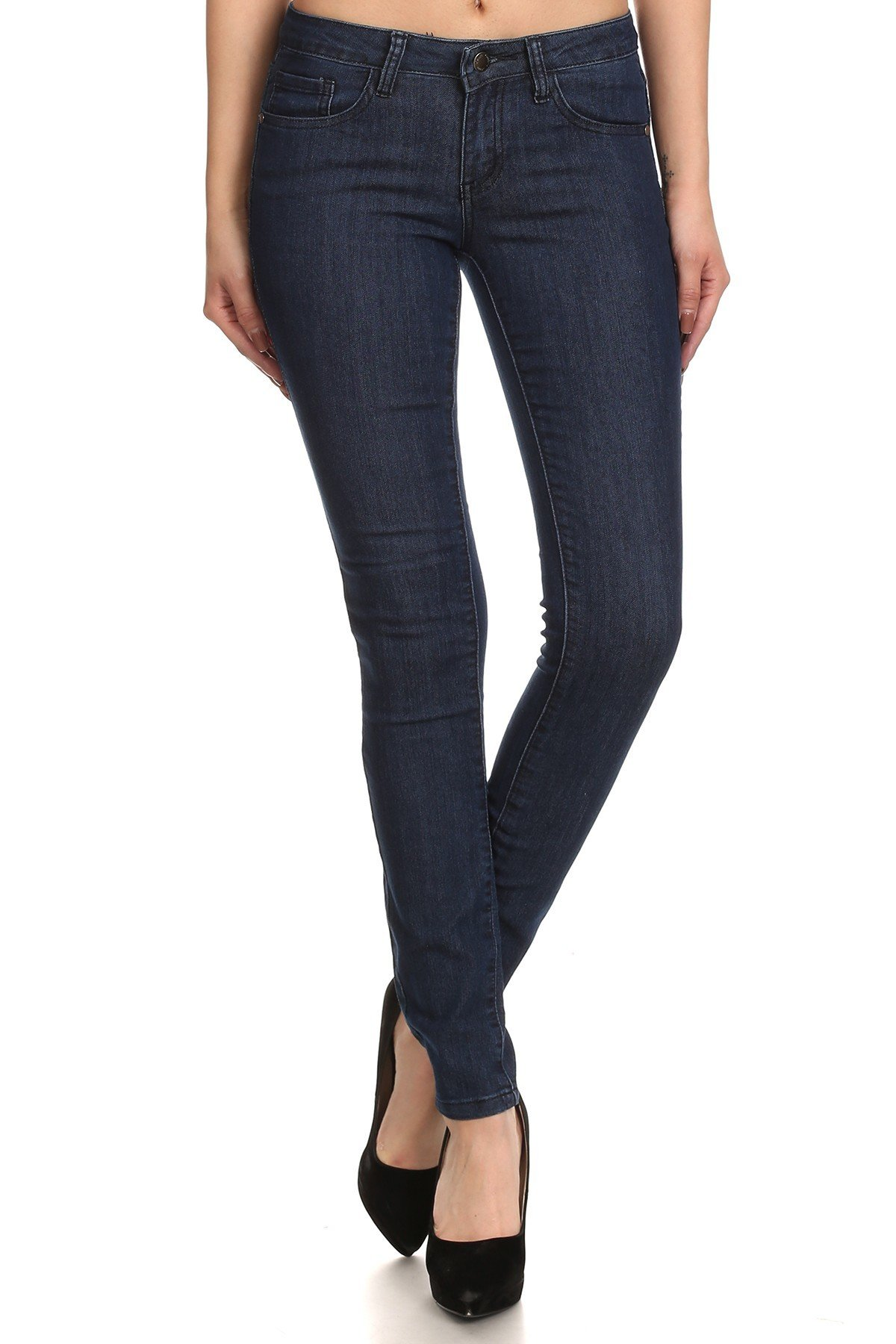 Denim Couture Skinny Jean 000449