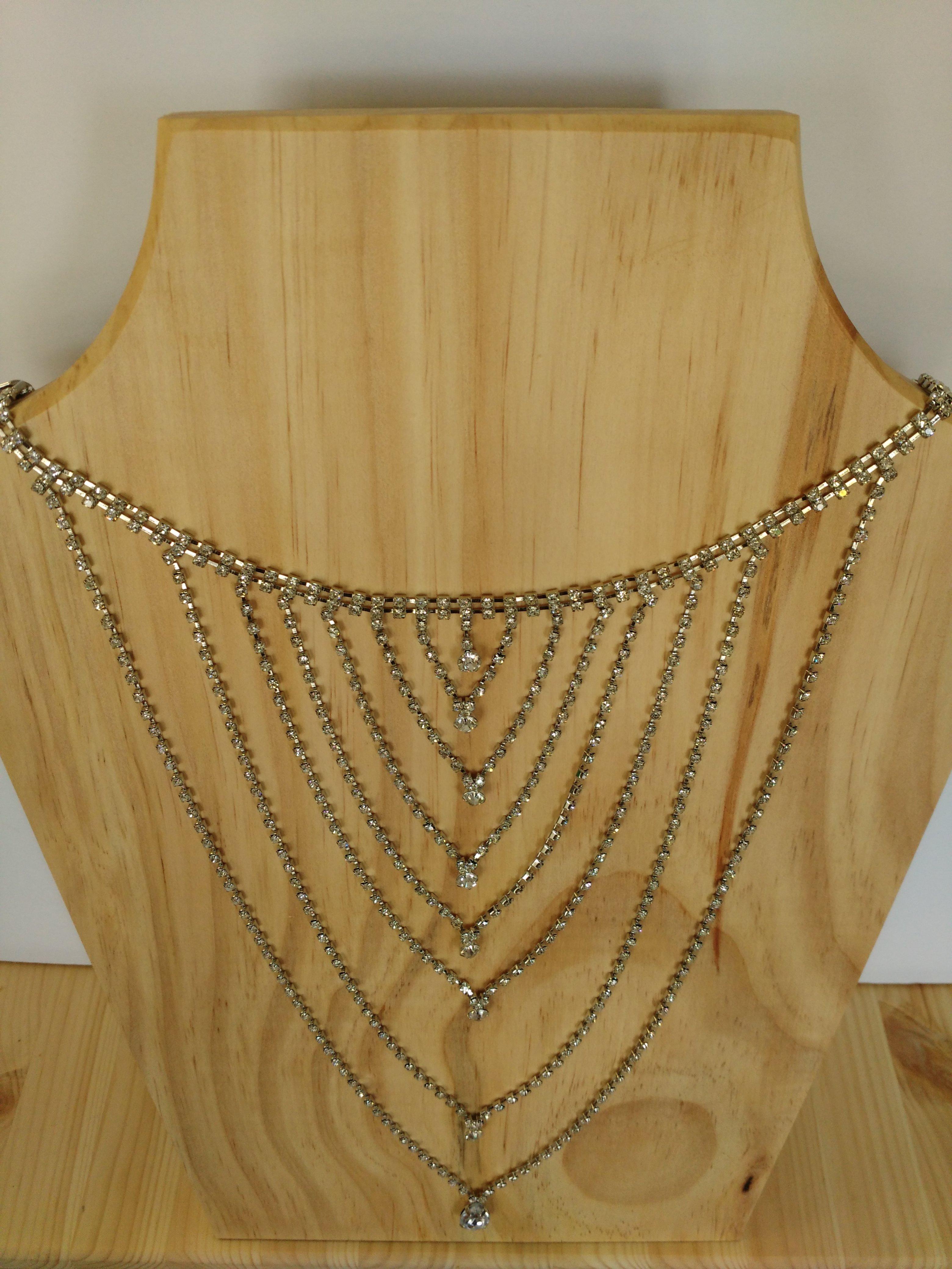 Beautiful Back Necklace 222002