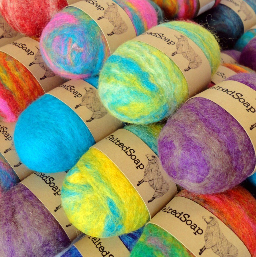 Felted Soap FS49110