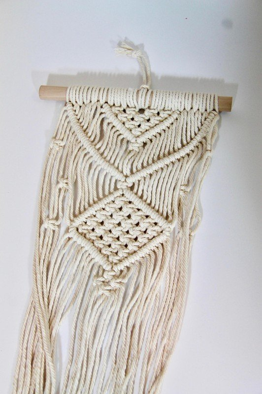 Macrame Planter Wall Hanging