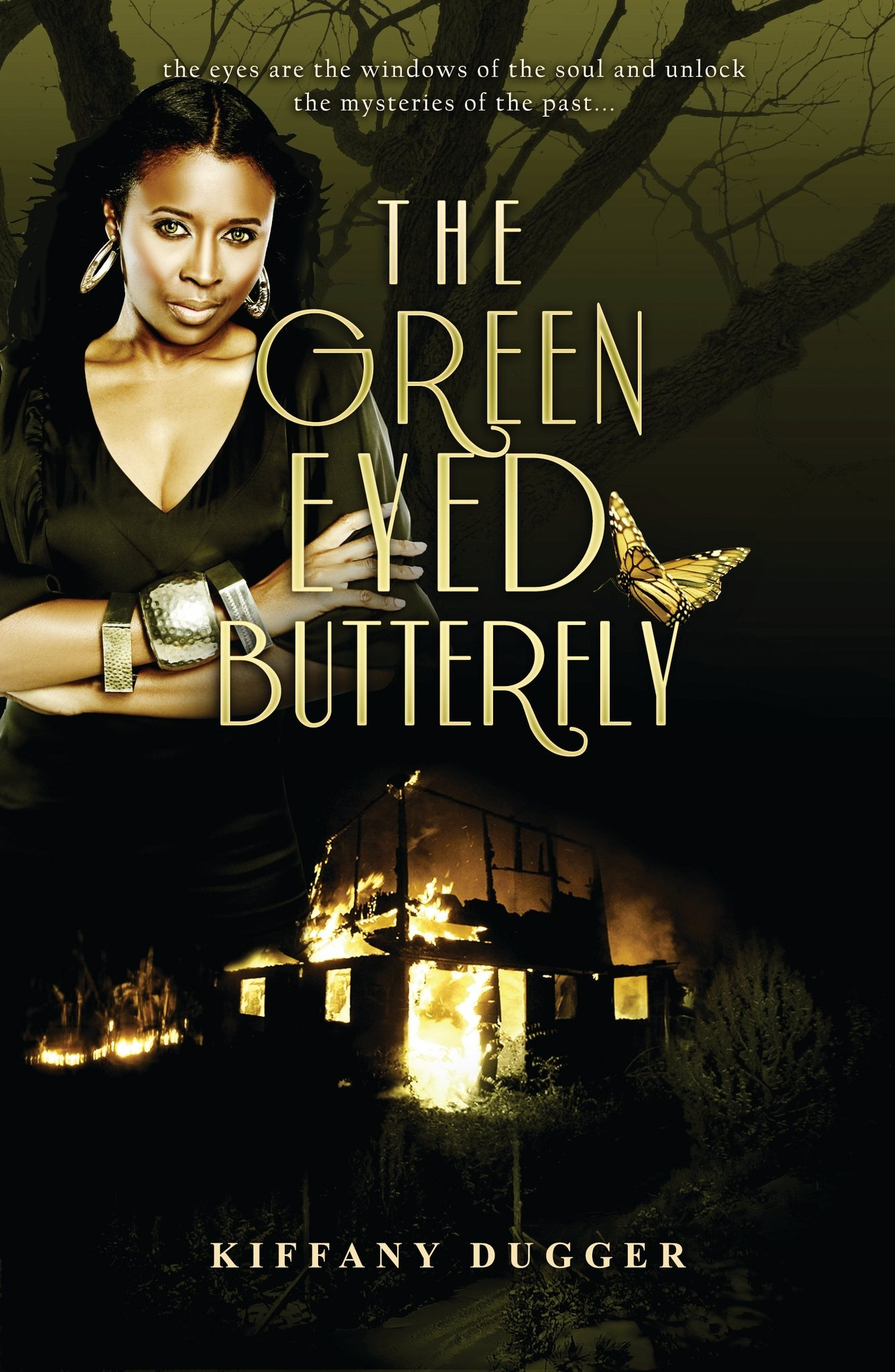 The Green Eyed Butterfly (Book 1 of the Seth St. James Series) SSJBook01