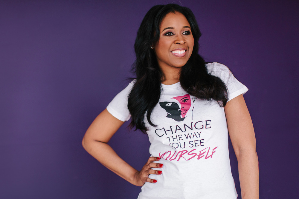 Change the Way You See Yourself (Houston Area Local Delivery Only) CTWYSYT2Shirt