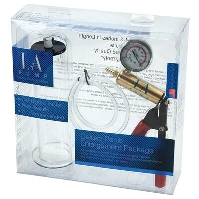 L.A. Pump Regular Cylinder Kit 2 X 9