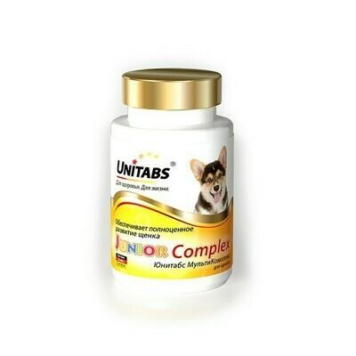 Экопром  Юнитабс витамины для щенков 100 таб.