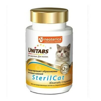 Экопром Юнитабс SterilCat №120 для кастр/стер. котов