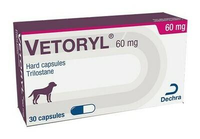 Веторил (Vetoryl) 60мг   30капсул