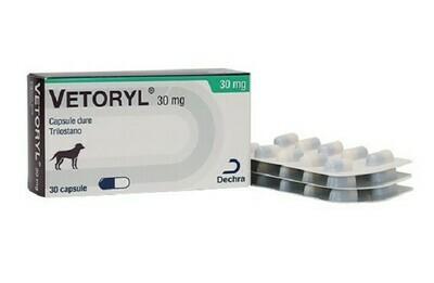Веторил (Vetoryl)  30мг   30капсул