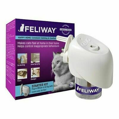 Сева Феливей нормализует поведение кошки (флакон+диффузор) 48мл