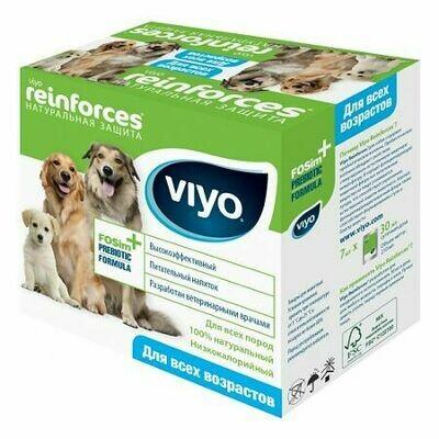 VIYO Dog пребиотический напиток для собак всех возрастов 7х30мл