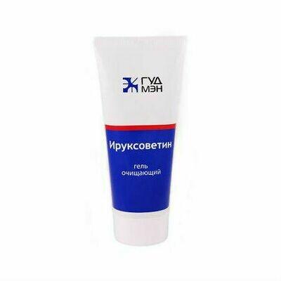 Ируксоветин-гель, очищающий, 75гр