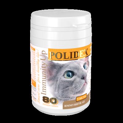 Полидекс Immunity Up витамины для кошек №200