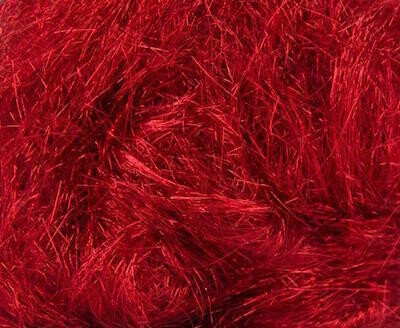 Anglina Metallic Fiber -- Red