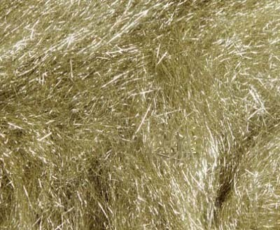 Mylar Metallic Fiber -- Gold