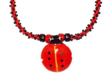 Beaded Ladybug Kit