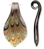SALE! Pendant - Bronze Spoon (65mm)