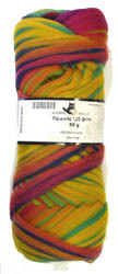 Artfelt® Wool Pencil Roving -- Party Time