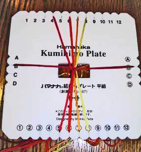 Braiding Plate Instructions