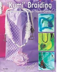 SALE! 20% off -- Kumi' Braiding with Beads-Yarn-Thread-Cords