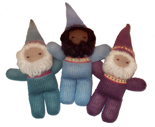 Knitted Elf Kit