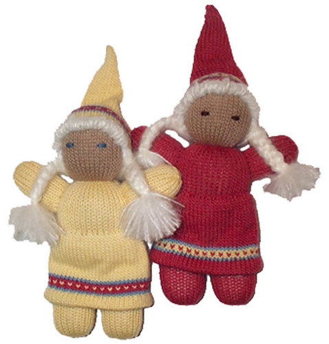 Knitted Elf Princess Kit