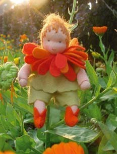 Marigold Doll Kit