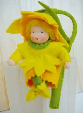 Daffodil Doll Kit