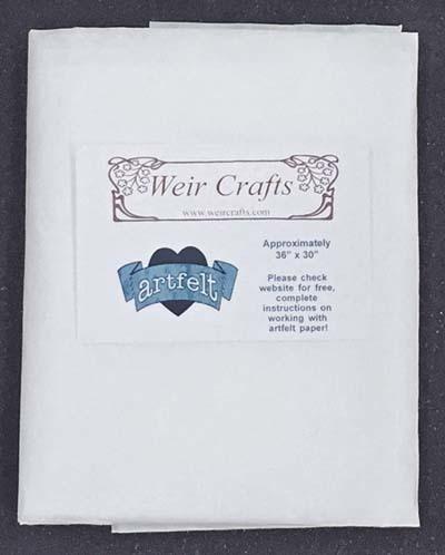 Artfelt® Felting Paper -- yard -- $8.95