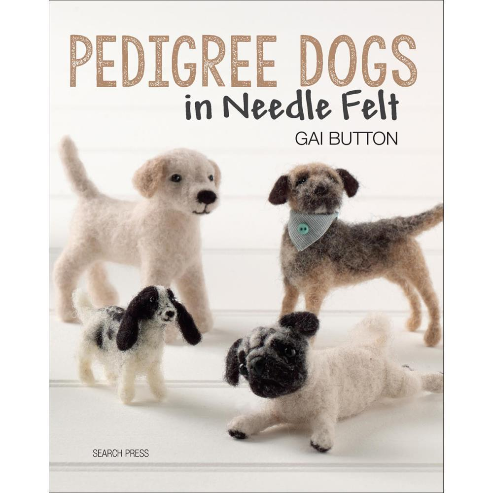 NEW! Pedigree Dogs in Needle Felt