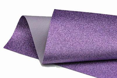 Glitter Felt - Lavender