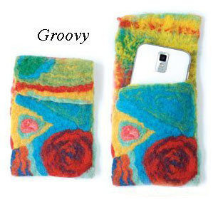 Say Hello to Artfelt® Kit -- Cell phone  case