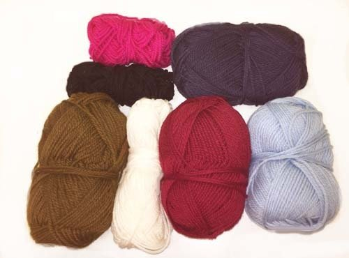 100% Wool Yarn Clearout Special
