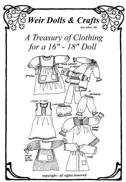 Traditional Waldorf Doll