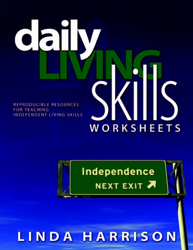 Worksheets Daily Living Skills Worksheets living skills worksheets reproducible resources for teaching daily independent skills
