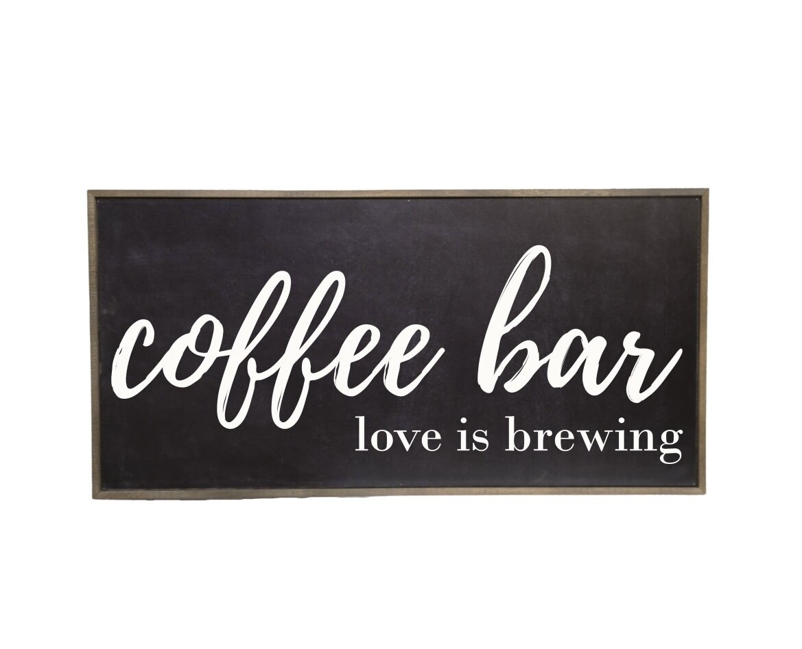 32x16 Coffee Bar