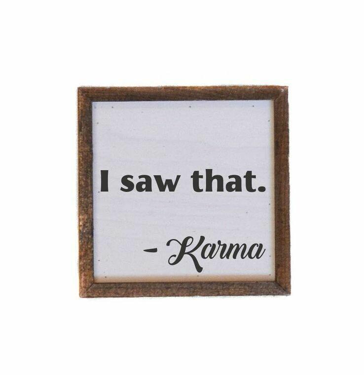 6x6 karma
