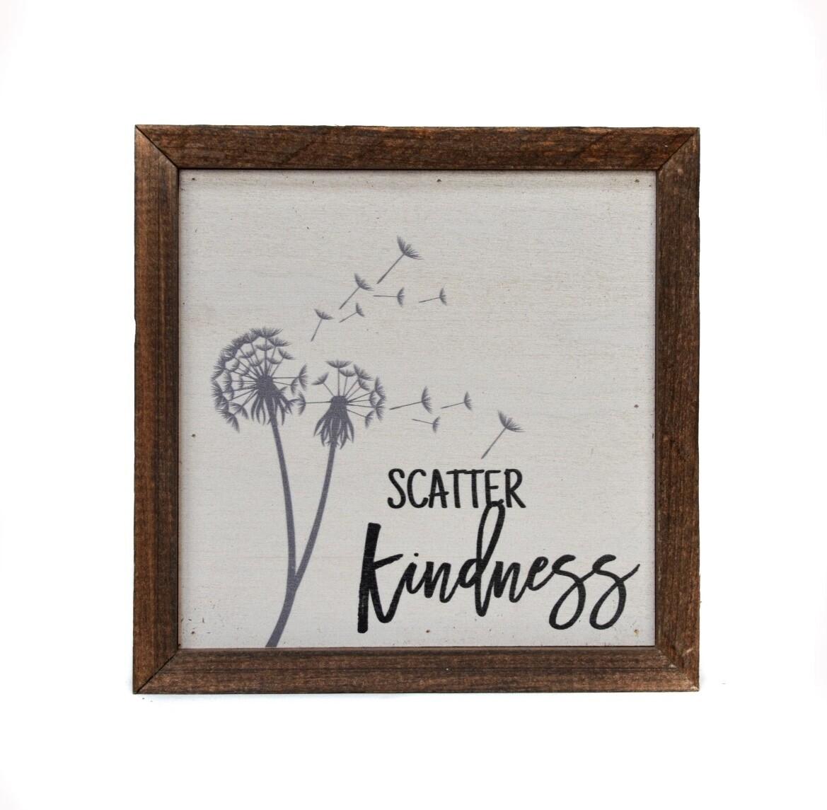 6x6 Scatter Kindness
