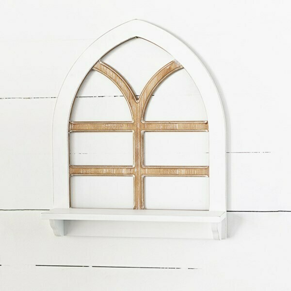 "21"" Arch Frame Shelf"